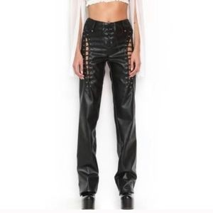I.AM.GIA xtina leather pants